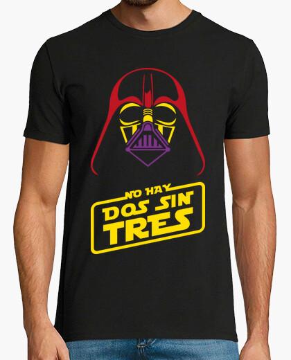 Camiseta No Hay Dos Sin Tres, Star Wars