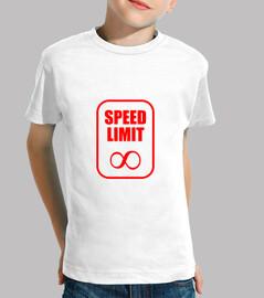 No hay límite de velocidad / moto / pil