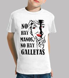 No hay manos, no hay galletas - MorganaA
