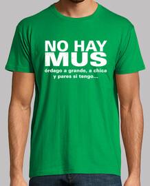 NO HAY MUS