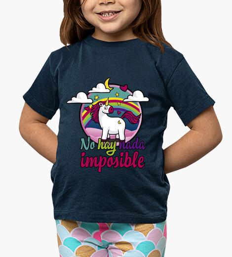Ropa infantil No hay nada imposible