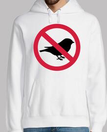 no hay pájaros