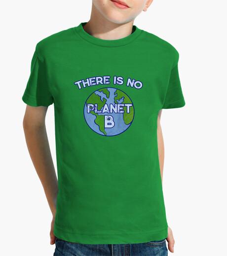 Ropa infantil no hay planeta b