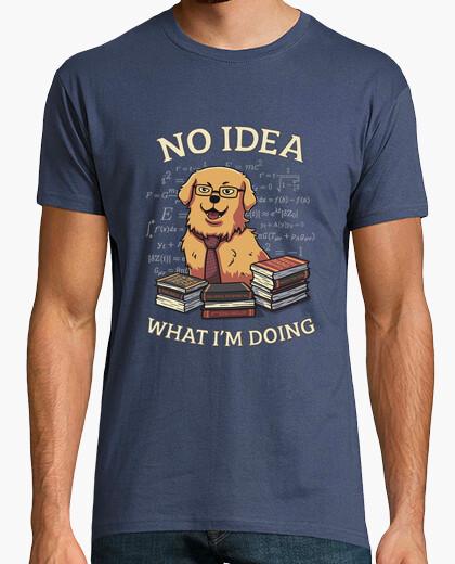 Camiseta No Idea