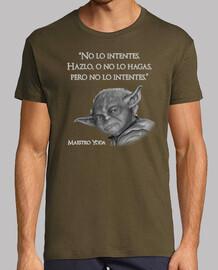 No lo intentes, Yoda