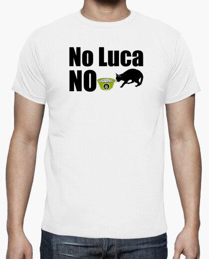 Camiseta No Luca No