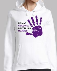 No más violencia contra las mujeres