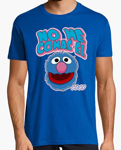 Camiseta No me comas el coco