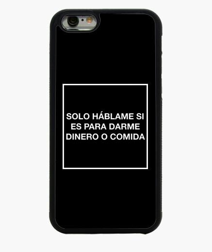 Funda iPhone 6 / 6S No me hables