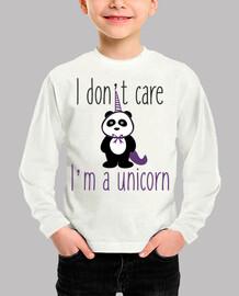 no me importa soy un unicornio