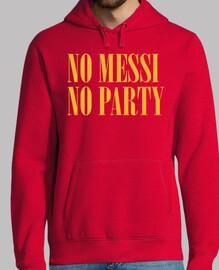 No Messi No Party (Sudadera)