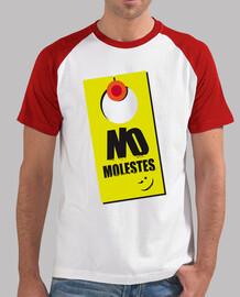 NO MOLESTES