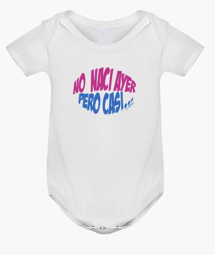Ropa infantil NO NACI AYER