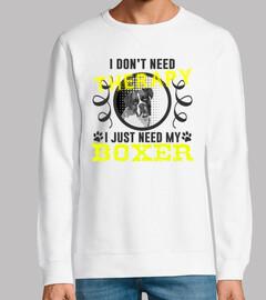 no necesito terapia solo necesito mi bo