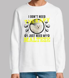 no necesito terapia solo necesito mi ma