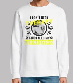 no necesito terapia solo necesito mi pe
