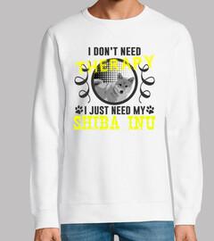 no necesito terapia solo necesito mi sh