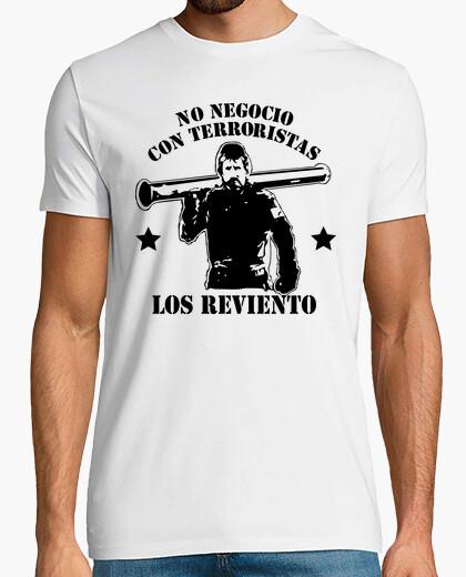 Camiseta No Negocio con Terroristas