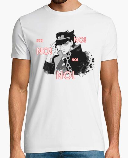Camiseta NO! NO! NO!