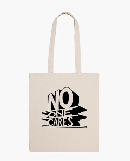 Bolsa No One Cares