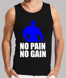 No pain no gain , bodybuilding
