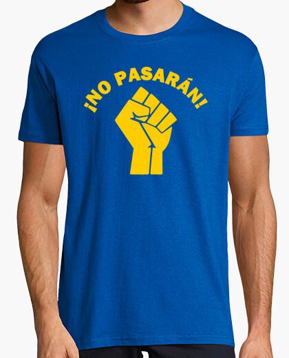 Camiseta No pasarán!