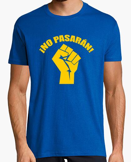 d8516375 Camiseta No pasaran - nº 537896 - Camisetas latostadora