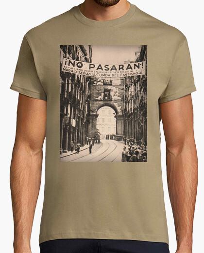 Camiseta ¡NO PASARÁN! Original