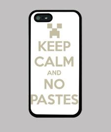 No Pastes