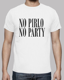 NO PIRLO NO PARTY