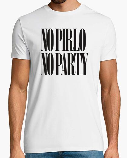 Camiseta No Pirlo No Party