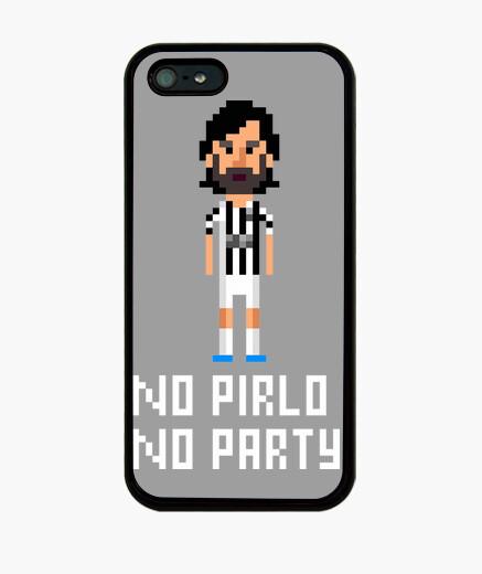 Funda iPhone No Pirlo No Party 8 Bits (iPhone)