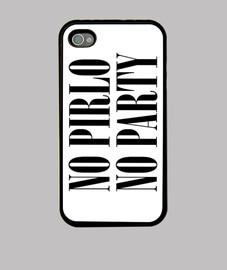 No Pirlo No Party (iPhone 4 o 4s)