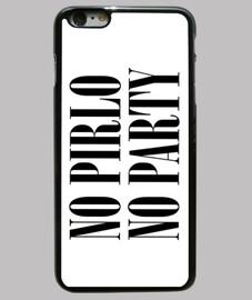 No Pirlo No Party (iPhone 6 Plus)