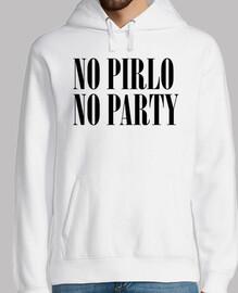 No Pirlo No Party (Sudadera)