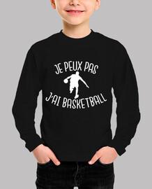 no puedo, baloncesto