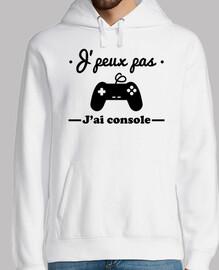 No puedo consolar a geek gamer