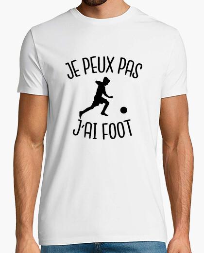 Camiseta no puedo, fútbol