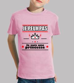 No puedo soy una princesa