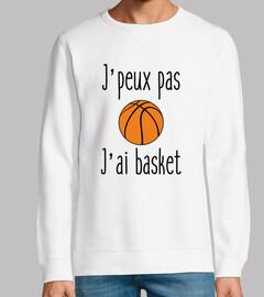 No puedo tener baloncesto