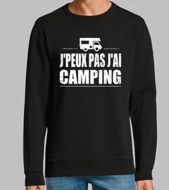 No puedo tener camping