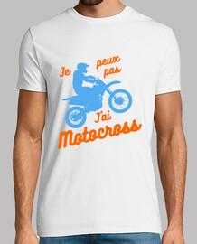 No puedo tener motocross