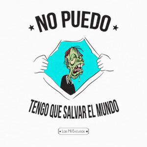 Camisetas No puedo tengo que Salvar el mundo
