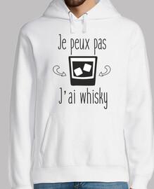 No puedo yo whisky