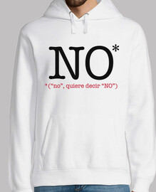 NO quiere decir NO