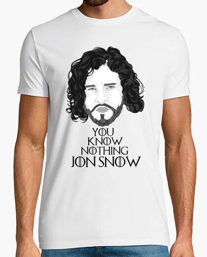 Camiseta NO SABES NADA...