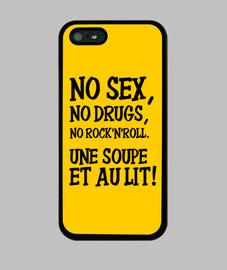 No Sex - Coque iPhone