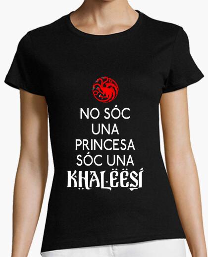 Camiseta No sóc una princesa