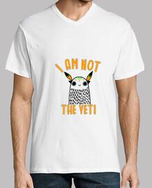 no soy el yeti