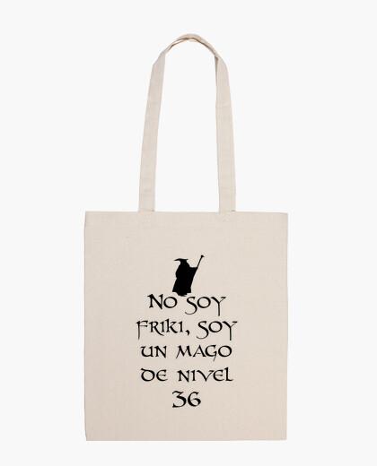 Bolsa No soy friki